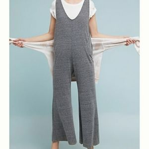 Anthropologie Cloth and Stone Heather Jumpsuit